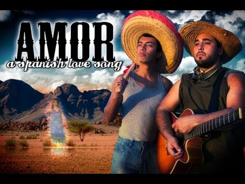 """""""Amor - A Spanish Love Song"""" Official Video"""