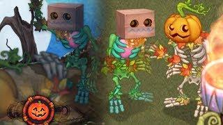 Halloween Punkleton Breeding (Rare & Original) | My Singing Monsters