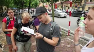 Day 2 Exploring Hanoi