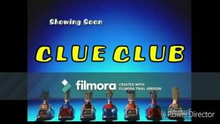 """(FAN-MADE) Boomerang: Clue Club """"Now Showing"""" Bumper"""