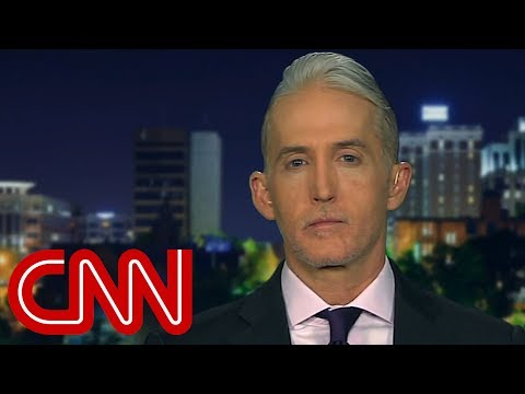 Gowdy: FBI agents should explain 'secret society' text