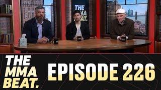 The MMA Beat: Episode 226 (UFC 237 & Bellator 221 Preview, McGregor-Cerrone, Lesnar's Retirement)