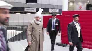 Progress of Ahmadiyya Muslim Jamaat Germany 2017