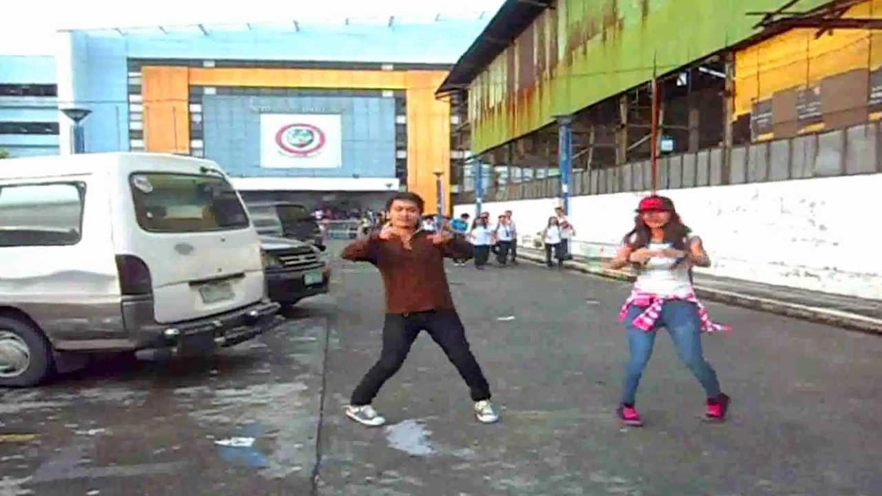 gangnam style dance cover taguig city university