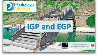 IGP and EGP - CompTIA Network+ N10-006 - 1.9