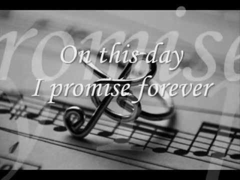 On this day by David Pomeranz with lyrics