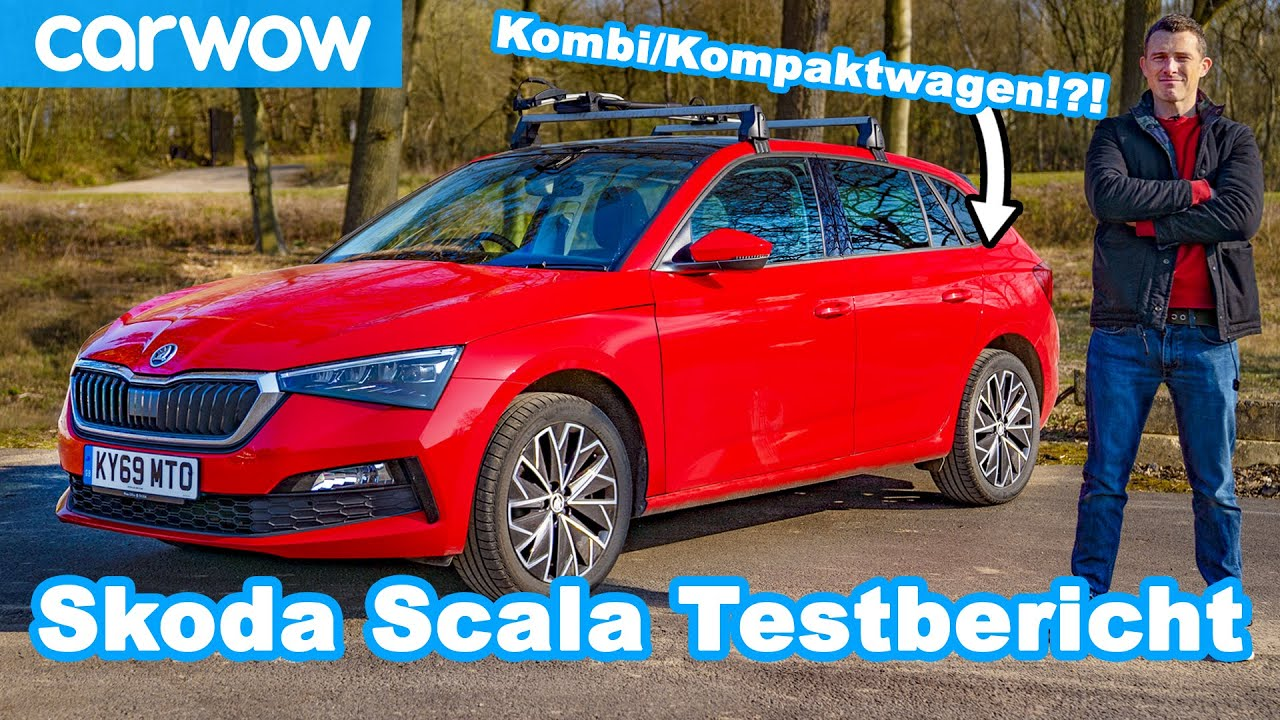 2021 SKODA Scala Monte Carlo Edition (150PS) -- Review/Test/Fahrt