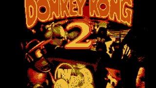 Super Donkey Kong 2 (Unlicensed) (NES) - Longplay
