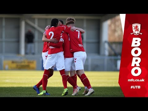 PL 2 Live | Boro U23s V Sunderland U23s