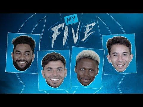Le «5 idéal» de Sanson, Njie, Lopez et Amavi | Myfive