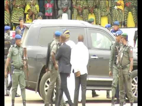 Inauguration of Dr Kayode Fayemi as Ekiti governor - Part 02