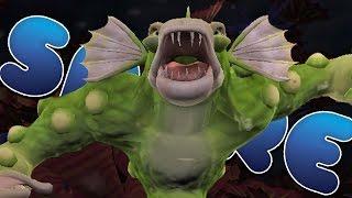 PLEASE DON'T EAT ME - Spore #6
