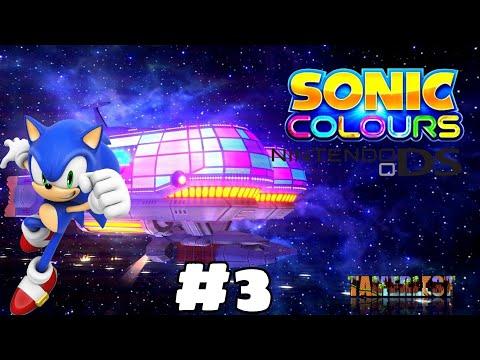 Sonic Colors Nds Starlight Carnival (full Zone) прохождение #3 перезалив