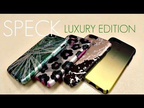 the best attitude a2bc9 0591e Speck Candyshell Inked LUXURY Edition - iPhone 6 - In-depth Review
