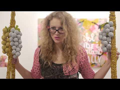 Crochet Artist, Olek on her Wild Art