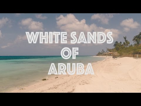 White Sands of Aruba - Virtual Run