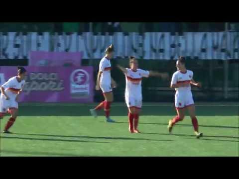 Highlights Res Roma Vs. Agsm Verona