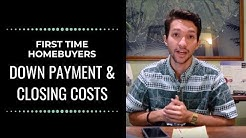 Down Payments & Closing Costs