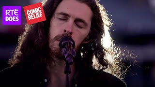 Hozier performs Bridge Over Troubled Water  - RTÉ Does Comic Relief