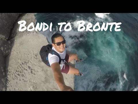 Bondi to Bronte Walk GoPro HD