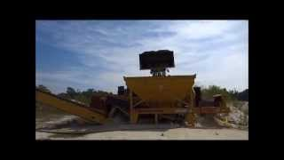 Sound Heavy Machinery, Inc. - CEC 6x16 Wash Plant