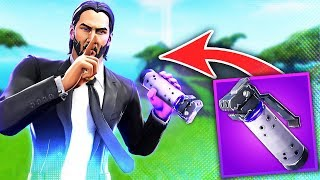 GLITCH (C) Become Invisible on Fortnite unlimited!