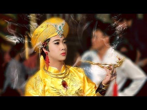 Hầu Bóng VN : Thanh Đồng Trần Vũ Tiến Hầu Giá Chầu Bát