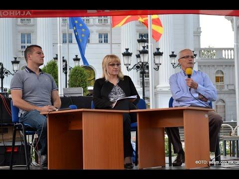 Дискусија: Избирачки список - сегашна состојба и механ�...