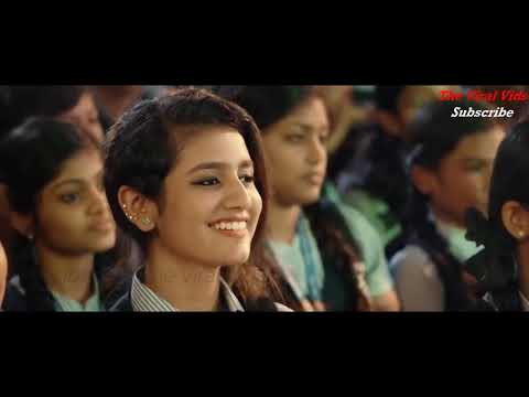 Priya Prakash Varrier   Mere Rashke Qamar Full HD Video Song