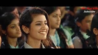 Priya Prakash Varrier   Mere Rashke qamar Full HD video song