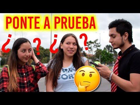 PREGUNTAS DE CULTURA GENERAL EN LA CALLE (TEST DE SABIDURÍA) 😂 | SANTIMAYE