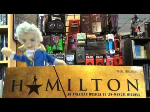 Hamilton: A Hand-Puppet Musical