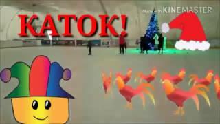 Как научиться кататься на коньках для начинающих Ноw to: Ice Scate