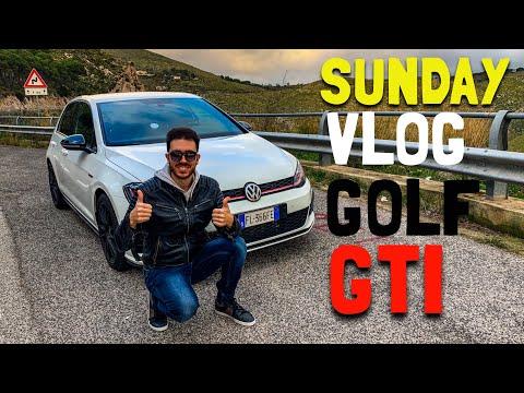 Una Domenica Con La Mia Golf GTI Per Le Strade Di Sperlonga | CarVlog #01