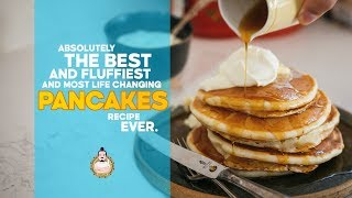 The Secrets to Fluffy Pancakes | BREAKFAST BASICS | Recipe