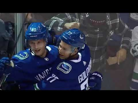 NHL Now:  Elias Pettersson may be a rookie, his debut says otherwise  Oct 4,  2018