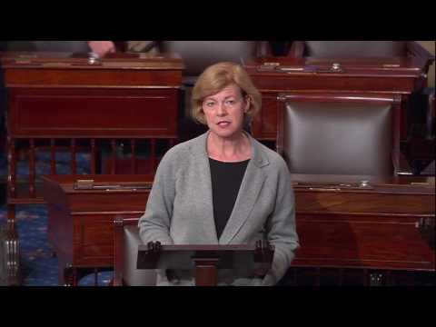 Senator Baldwin on Why TrumpCare is Wrong for Wisconsin