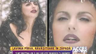 Lavinia Parva, mai sexy ca niciodata!