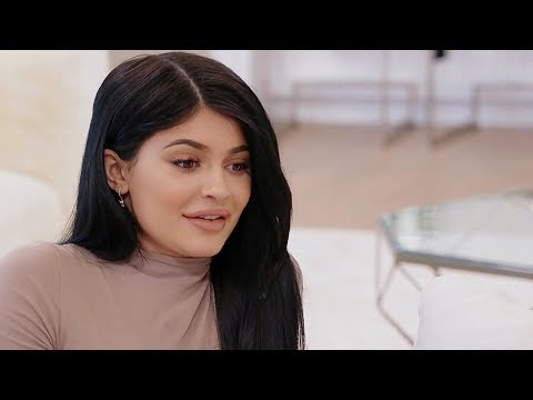 Pregnant Kylie Jenner Cries Seeing Kim Kardashian New Baby | Hollywoodlife