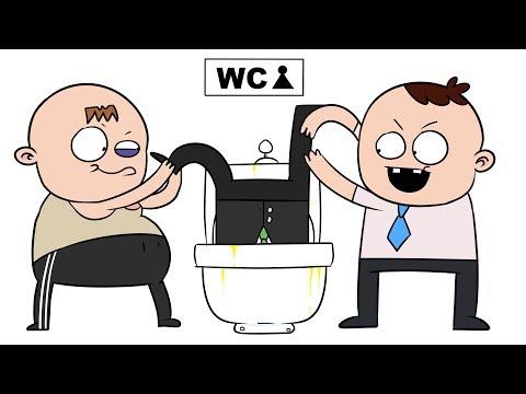 Позор В Школе (анимация)