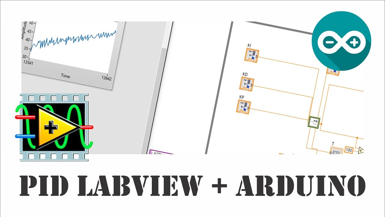 PID - Labview + Arduino