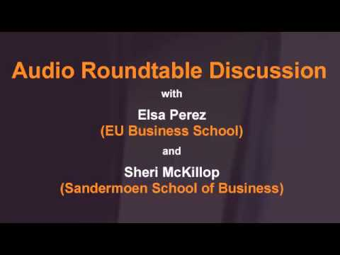 Online MBA Podcast with EU Business School and Sandermoen School of Business