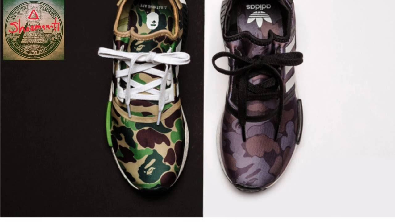 Cheap Adidas X PHARRELL WILLIAMS NMD HUMAN RACE GREEN Klekt