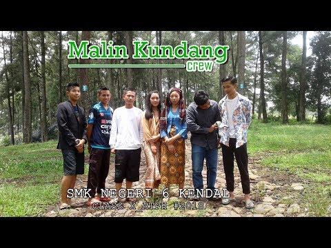 DRAMA BAHASA INGGRIS - MALIN KUNDANG #SMKN6KENDAL