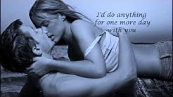 """One More Day"" - VAST (Lyrics)"