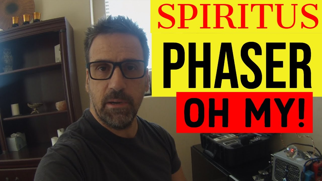 Download Spiritus App & Phaser Effect - AMAZING Results