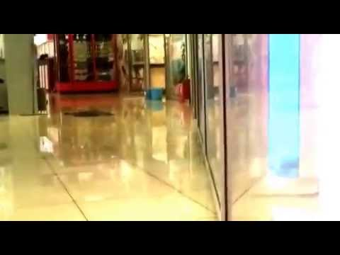 """В Россоши затопило ТЦ """"Ермак"""". Блокнот Россошь. 19.06.16 г."""