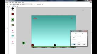 The Games Factory 2 - Własne przyciski