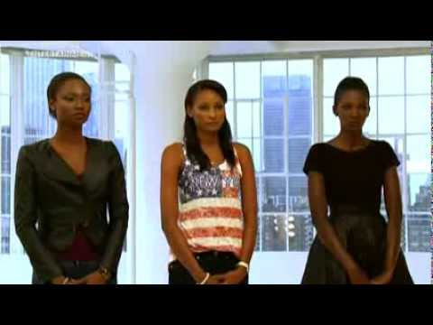 Africa's Next Top Model Cycle 1 Episode 10: THE BIG FINALE.