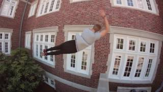 Parkour and Freerunning 2016 - We can fly